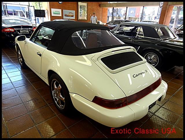 1994 Porsche  964 Carrera 2 Cabriolet La Jolla, California 13