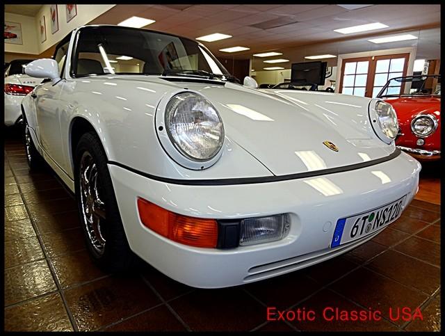 1994 Porsche  964 Carrera 2 Cabriolet La Jolla, California 16