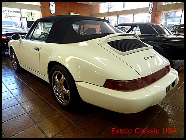 1994 Porsche  964 Carrera 2 Cabriolet La Jolla, California 1