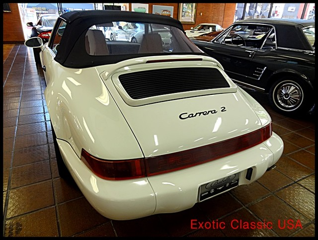 1994 Porsche  964 Carrera 2 Cabriolet La Jolla, California 3