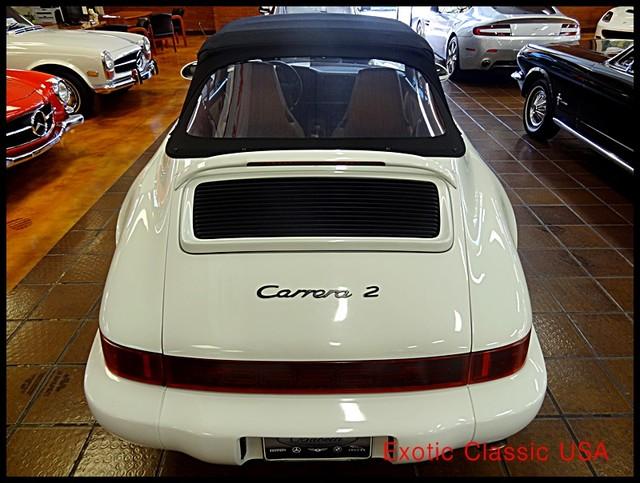 1994 Porsche  964 Carrera 2 Cabriolet La Jolla, California 4