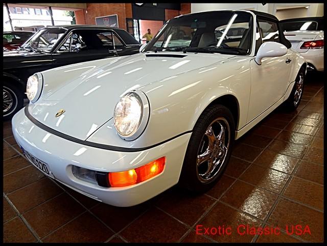 1994 Porsche  964 Carrera 2 Cabriolet La Jolla, California 0