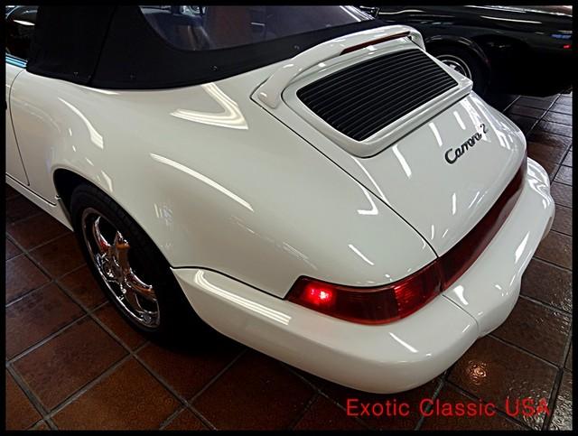 1994 Porsche  964 Carrera 2 Cabriolet La Jolla, California 43