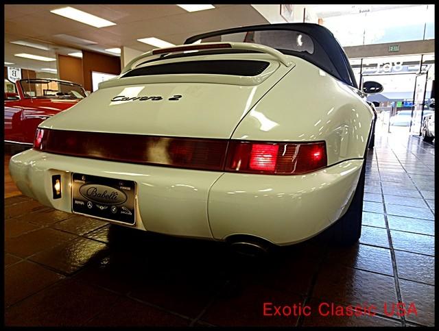 1994 Porsche  964 Carrera 2 Cabriolet La Jolla, California 65
