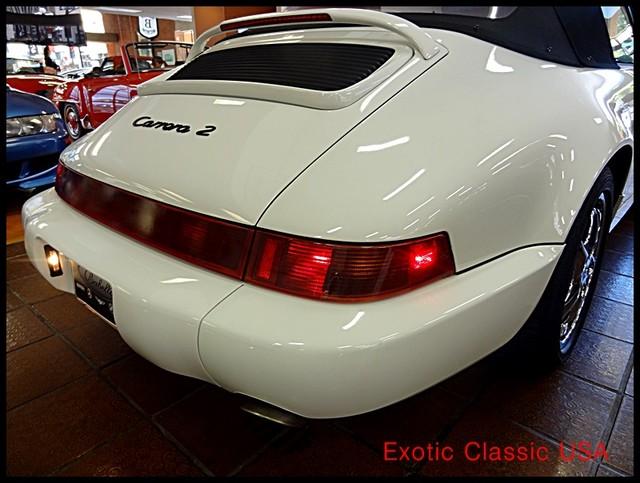 1994 Porsche  964 Carrera 2 Cabriolet La Jolla, California 45