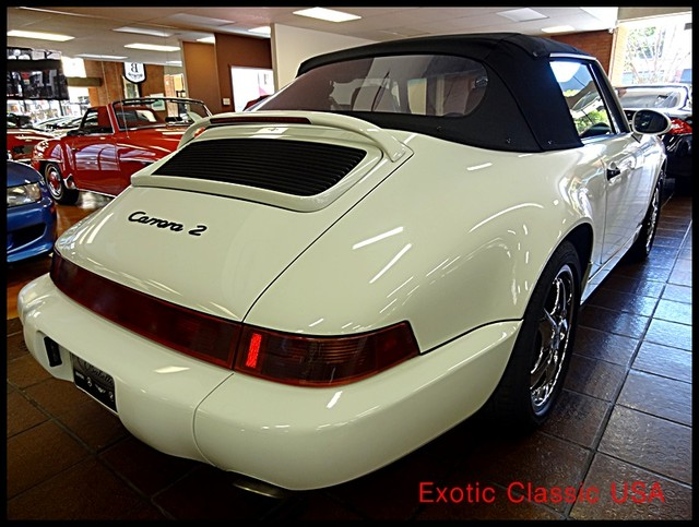 1994 Porsche  964 Carrera 2 Cabriolet La Jolla, California 7