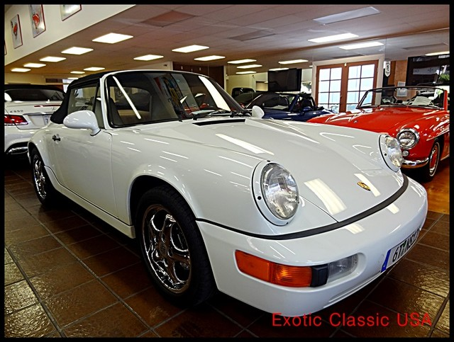 1994 Porsche  964 Carrera 2 Cabriolet La Jolla, California 6