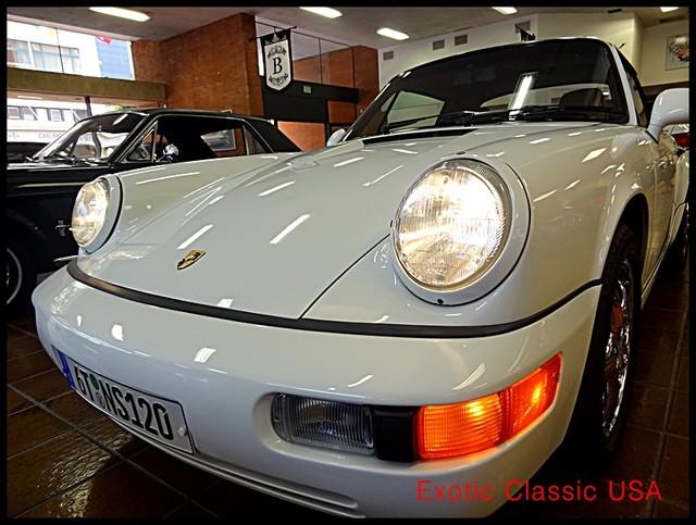 1994 Porsche  964 Carrera 2 Cabriolet La Jolla, California 70