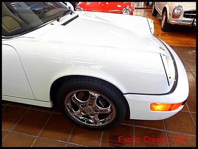 1994 Porsche  964 Carrera 2 Cabriolet La Jolla, California 53