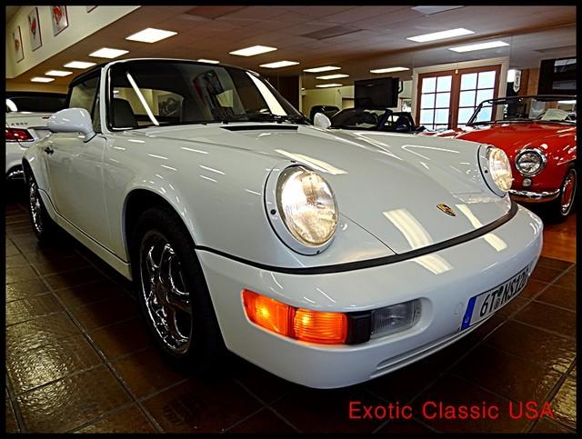 1994 Porsche  964 Carrera 2 Cabriolet La Jolla, California 51