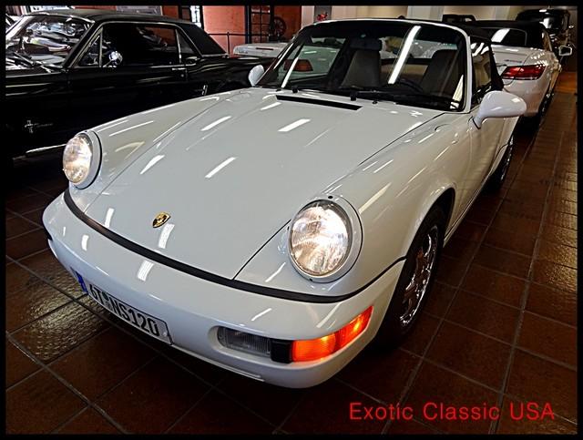 1994 Porsche  964 Carrera 2 Cabriolet La Jolla, California 55
