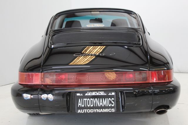 1994 Porsche 911 C2 Coupe Houston, Texas 9