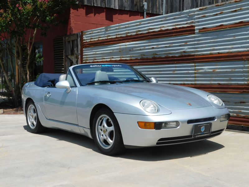1994 Porsche 968 Tiptronic  city TX  Dallas Motorsports  in Wylie, TX