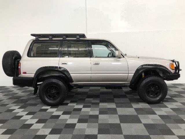 1994 Toyota Land Cruiser 4WD LINDON, UT 9