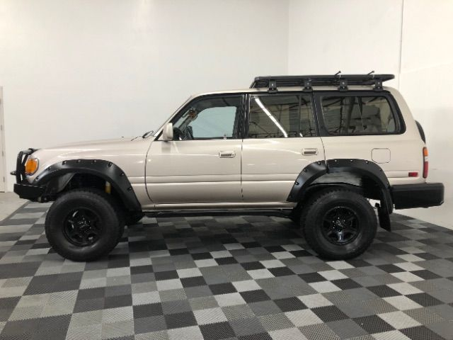 1994 Toyota Land Cruiser 4WD LINDON, UT 4
