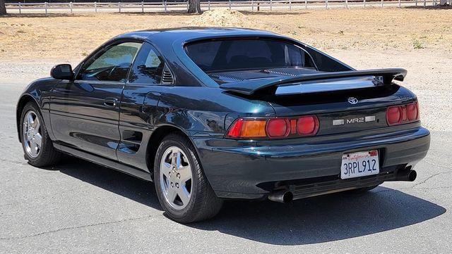 1994 Toyota MR2 T-TOP TURBO UNICORN Santa Clarita, CA 10