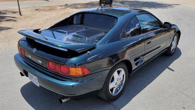 1994 Toyota MR2 T-TOP TURBO UNICORN Santa Clarita, CA 13