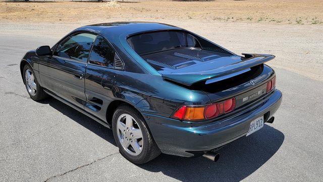 1994 Toyota MR2 T-TOP TURBO UNICORN Santa Clarita, CA 14