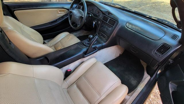 1994 Toyota MR2 T-TOP TURBO UNICORN Santa Clarita, CA 20