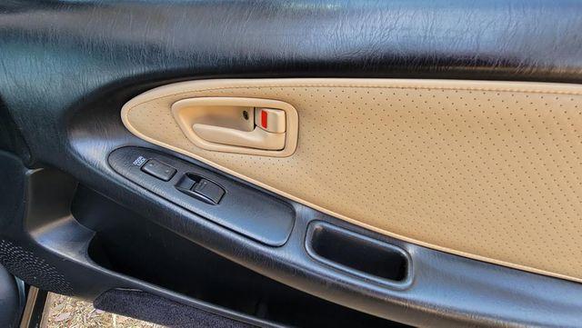 1994 Toyota MR2 T-TOP TURBO UNICORN Santa Clarita, CA 34
