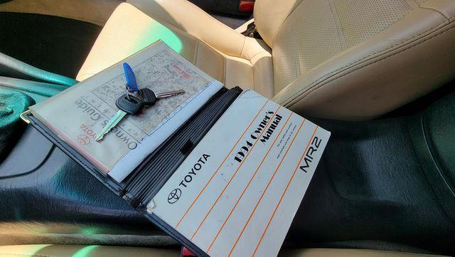 1994 Toyota MR2 T-TOP TURBO UNICORN Santa Clarita, CA 46