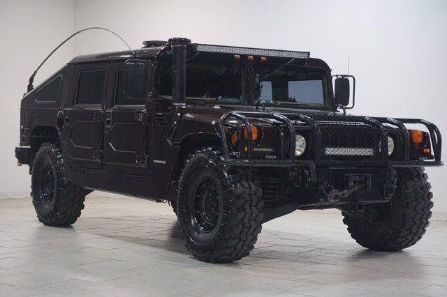 1995 Am General Hummer Hard Top