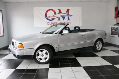 1995 Audi Cabriolet Convertible in Baraboo, WI