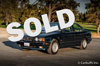 1995 BMW 5 Series 525i   Concord, CA   Carbuffs in Concord