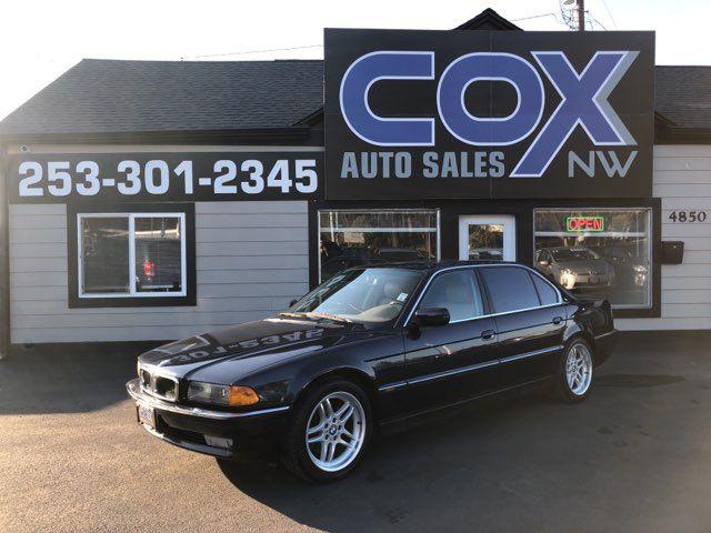 1995 BMW 7-Series 740iL