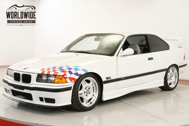 1995 BMW M3 PAUL WALKER LIGHTWEIGHT TRIBUTE | Denver, CO | Worldwide Vintage Autos in Denver CO