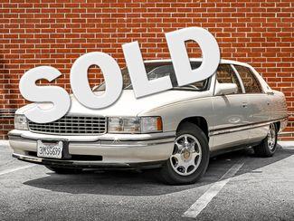 1995 Cadillac Deville 4.9L Burbank, CA