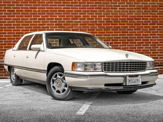 1995 Cadillac Deville 4.9L Burbank, CA 1