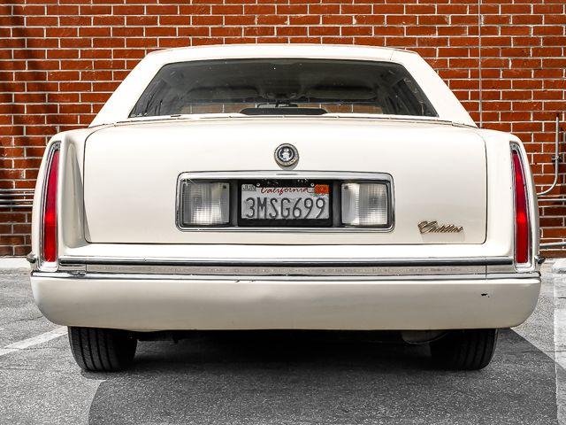 1995 Cadillac Deville 4.9L Burbank, CA 3