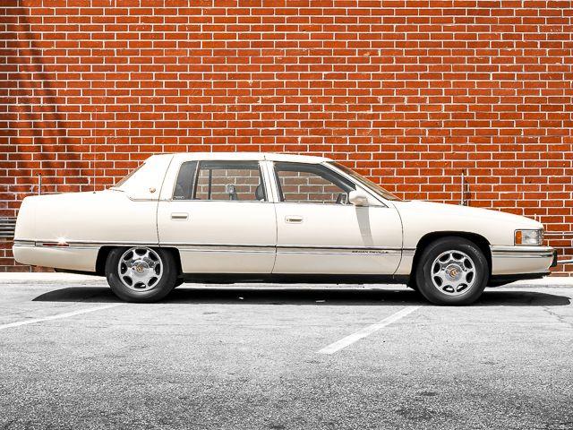 1995 Cadillac Deville 4.9L Burbank, CA 4