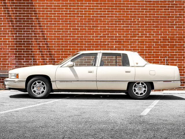 1995 Cadillac Deville 4.9L Burbank, CA 5