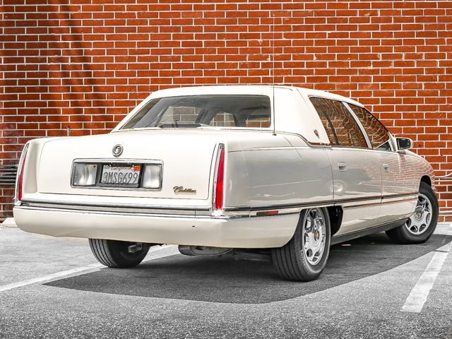 1995 Cadillac Deville 4.9L Burbank, CA 6