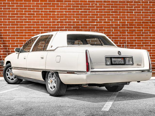1995 Cadillac Deville 4.9L Burbank, CA 7