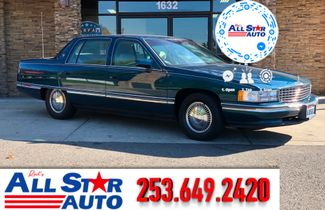 1995 Cadillac DeVille Base in Puyallup Washington, 98371