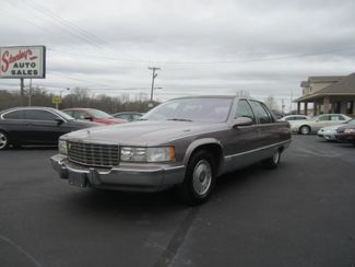 1995 Cadillac Fleetwood Batesville, Mississippi 1