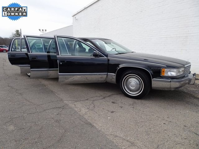 1995 Cadillac Fleetwood Base Madison, NC 43