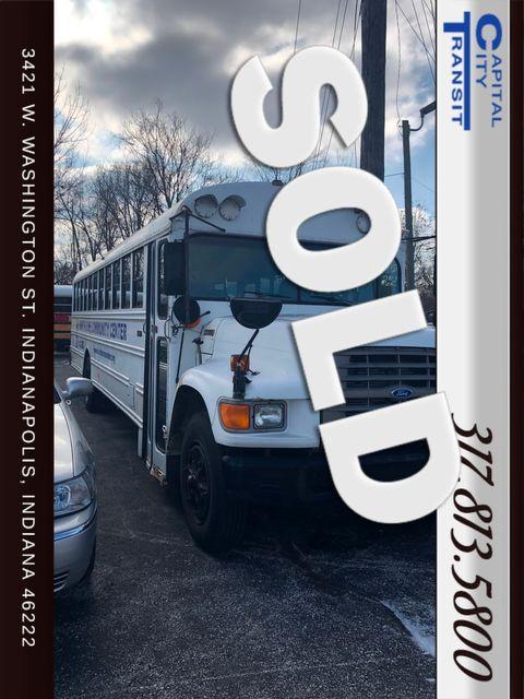 1995 Carpentar School Bus Indianapolis, IN