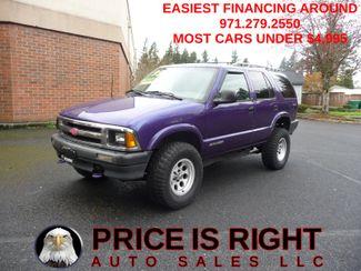1995 Chevrolet Blazer in Portland OR, 97230