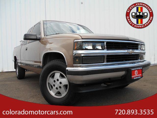 1995 Chevrolet C/K 1500 K1500