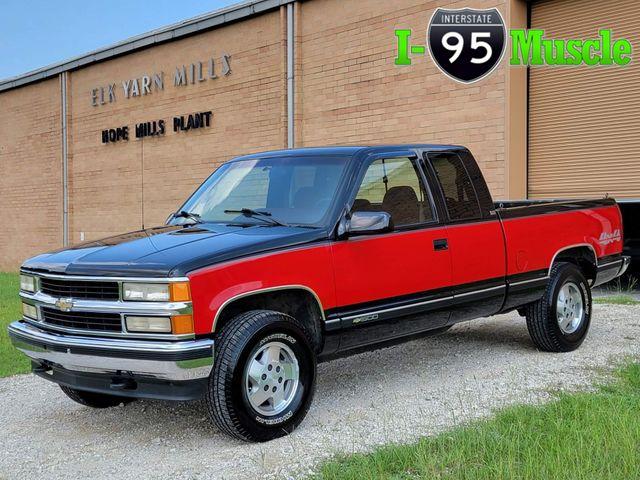 1995 Chevrolet C/K 1500 Silverado