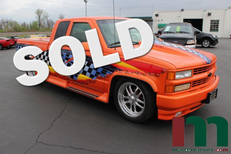 1995 Chevrolet C/K 1500 Tuscany Custom Show Truck | Granite City, Illinois | MasterCars Company Inc. in Granite City Illinois