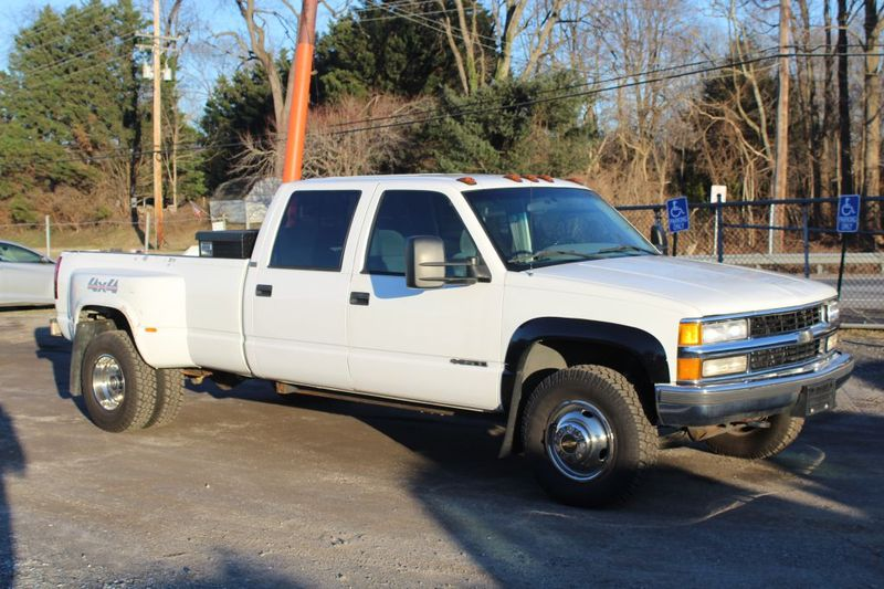 1995 Chevrolet CK 3500 Crew Cab K3500  city MD  South County Public Auto Auction  in Harwood, MD