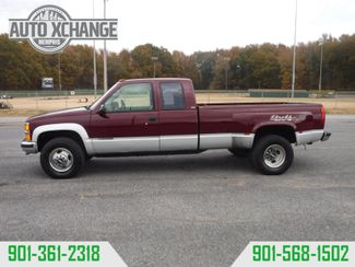 1995 Chevrolet C/K 3500 Ext Cab Dually 4x4 in Memphis TN, 38115