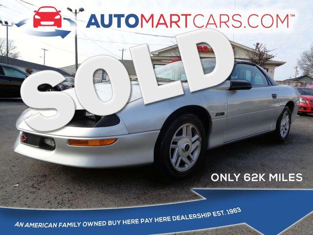 1995 Chevrolet Camaro Z28 | Nashville, Tennessee | Auto Mart Used Cars Inc. in Nashville Tennessee