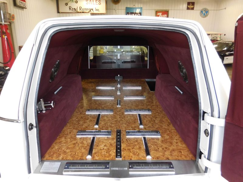 1995 Chevrolet Caprice Classic SuperiorHearse  in , Ohio