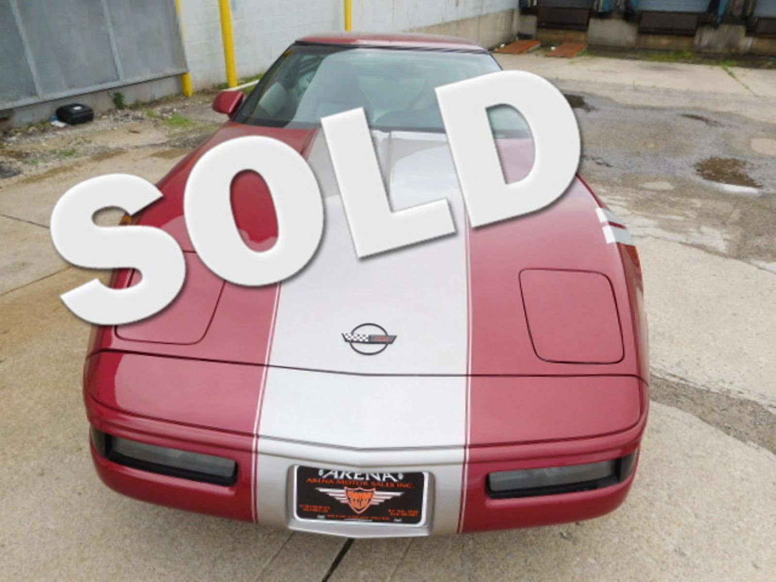 1995 Chevrolet Corvette city Ohio Arena Motor Sales LLC